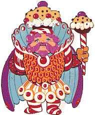 Candyland King Candy candyland